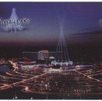 Image of Postcard, Mystic Lake Casino