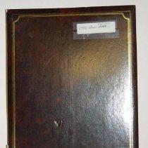 Image of 2006.054.0004 - Scrapbook