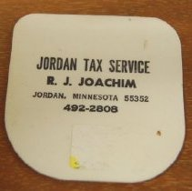 Image of Scraper, Jordan Tax Service