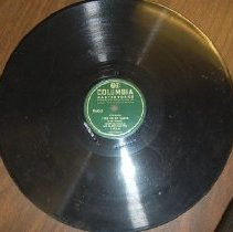 Image of 2009.026.0002 - Record, Phonograph