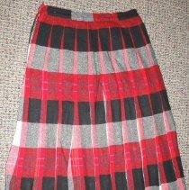 Image of 2009.045.0024 - Skirt