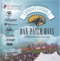 Image of Booklet, Dan Patch Days Event Guide