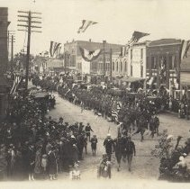 Image of Photo, WWI Homecoming Parade