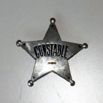 Image of Badge, Constable