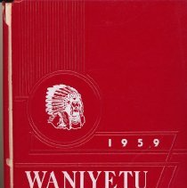 Image of 2002.036.0004 - Yearbook