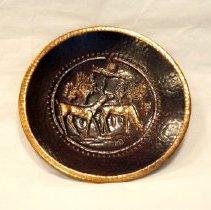 Image of 2008.005.0230 - Plate, Commemorative