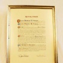 Image of 2008.005.0433 - Certificate, Commemorative