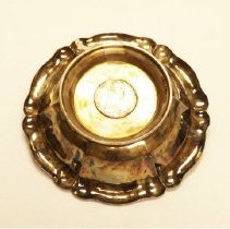 Image of Bowl, Silver, Maria Theresa Thaler  (reverse)