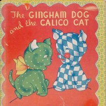 Image of Book, The Gingham Dog and the Calico Cat