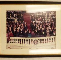 Image of Photo, Richard Nixon's Second Inauguration