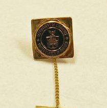 Image of Tie Tack, Department of Commerce