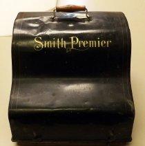 Image of Typewriter, Smith Premier No 4, Juni Hardware