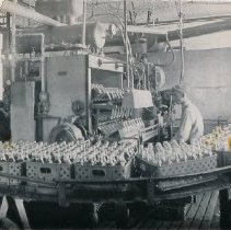 Image of Negative, Glass-plate, Jacob Ries Bottling Works, Inc.
