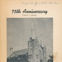 Image of 2004.019.0007 - Booklet