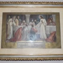 Image of 2015.018.0001 - Certificate, First Communion