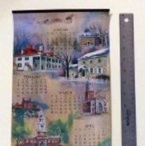 Image of 2011.020.0017 - Calendar