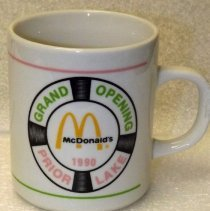 Image of 1999.031.0001 - Cup, Coffee