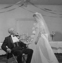 Image of Marie Lenz Wedding
