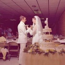 Image of Lusignon and Deck Wedding