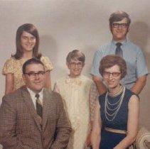 Image of Van Sloan Family