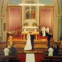 Image of Jackie Cheney Wedding