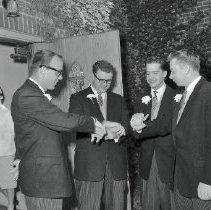 Image of Joan Martin Wedding