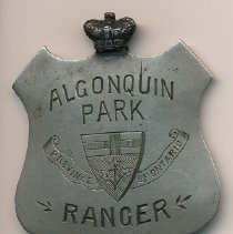 Image of 1998.8.1 - Badge, Identification