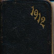 Image of 1998.8.14 - Diary