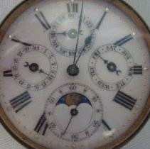 Image of Pocket Watch Face