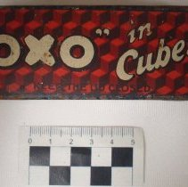 Image of oxo cube box