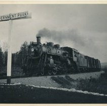 Image of 08/31/1946 - Government Park Station Mixed Freight