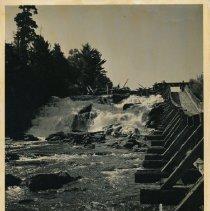 Image of Little Petawawa River Falls
