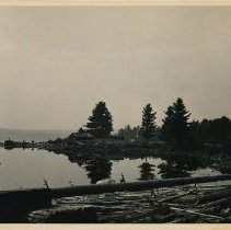 Image of 09/14/1944 - Old Camp of Brent Lumber Co.