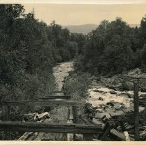 Image of 09/15/1944 - Looking Down Stream