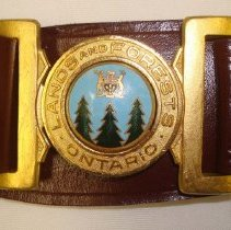 Image of L&F Uniform Belt Buckle
