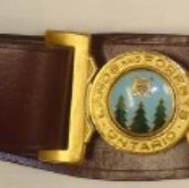 Image of L&F Uniform Belt
