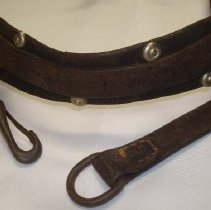 Image of A. Dunne Dog Sled Harness Back Strap