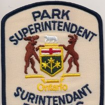 Image of Superintendent Crest