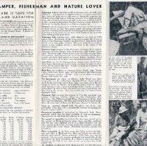 Image of 1946 Highland Inn Brochure