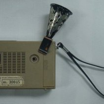 Image of MNR Bat Detector Back