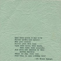 Image of Back Cover of Booklet