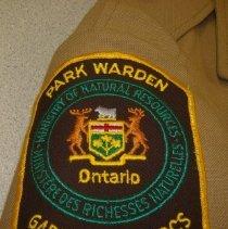 Image of Crest on Jacket