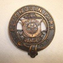 Image of Badge, Identification - Becker Ranger Badge