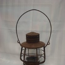 Image of GTR Railroad Lantern