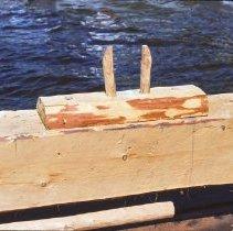 Image of Square Log Raft