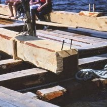 Image of 2016.9.15 - Square Log Raft