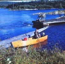 Image of Rock Lake Dam