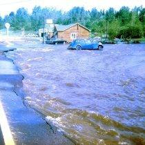 Image of 06/08/1967 - Flood near Whitney, ON