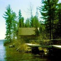 Image of Dept. L&F Boat house - Farncomb creek