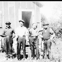 Image of 1926 - Canoe Lake Lumber Co. Mill at Canoe Lake